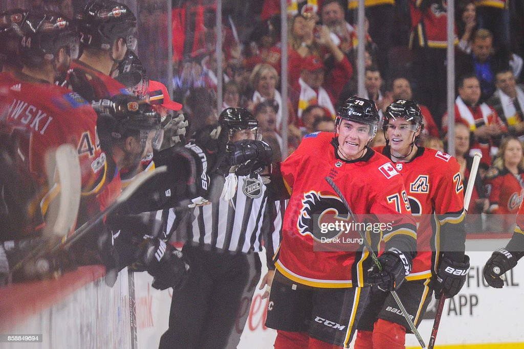 Winnipeg Jets v Calgary Flames : News Photo