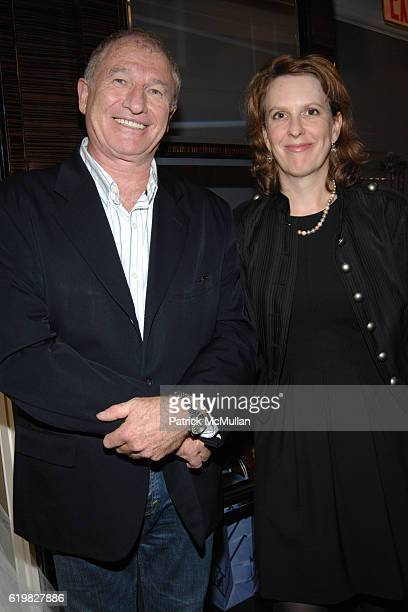 Michel Arnaud and Jane Creech attend BERGDORF GOODMAN and Architectural Digest Celebrate a book signing for CARLETON VARNEY'S new Book Houses In My...