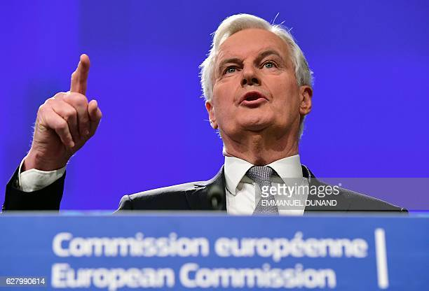 Michel Barnier chief negotiator for the preparation and conduct of the negotiations with the United Kingdom under article 50 of the Treaty on...