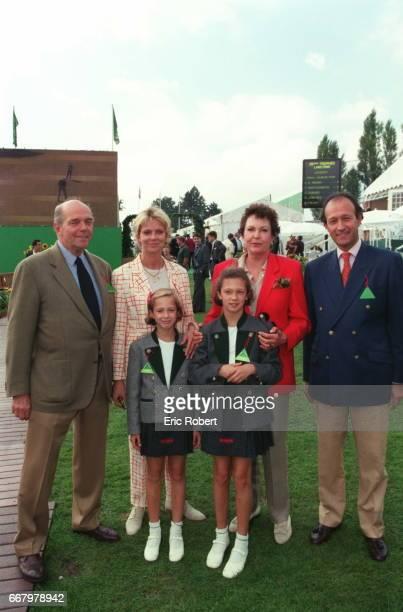 Michel de Bourbon Helen of Yugoslavia MariaPia of Savoie Thierry Anastasia Milena Gaubert