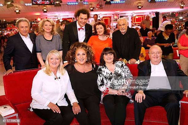 Michel Drucker Cecile Bois Eric Antoine Anne Roumanoff Francis Perrin Main Guest of the Show Charlotte de Turckheim Marianne James Lisa Angell and...