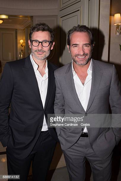 Jean michel meurice stock photos and pictures getty images for Dujardin hazanavicius