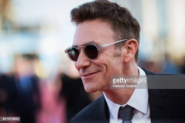 Michel Hazanavicius arrives for the screening of the film 'Good Time' during the 43rd Deauville American Film Festival on September 2 2017 in...
