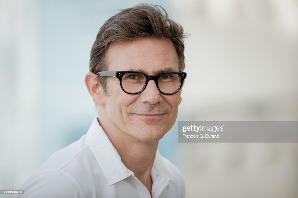 Michel Hazanavicius attends the 10th Angouleme French-Speaking Film Festival on August 24, 2017 in Angouleme, France.