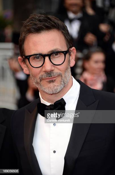 Michel Hazanavicius attends the Premiere of 'Inside Llewyn Davis' during the 66th Annual Cannes Film Festival at Palais des Festivals on May 19 2013...