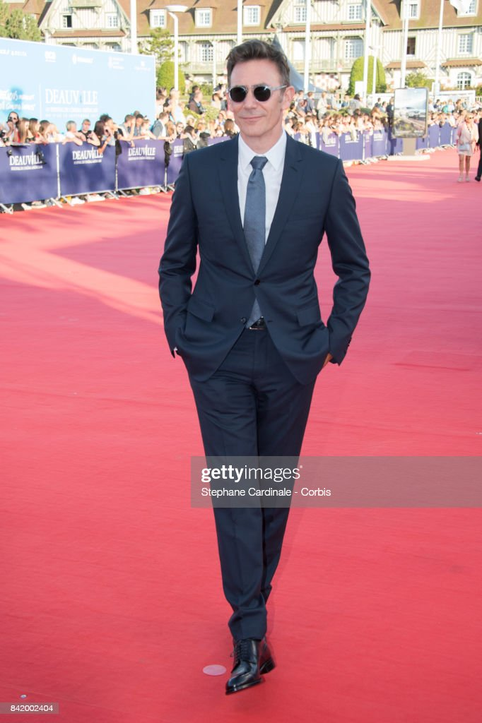 Michel Hazanavicius attends the Tribute to Robert Pattinson and 'Good Time' Premiere during the 43rd Deauville American Film Festival on September 2, 2017 in Deauville, France.