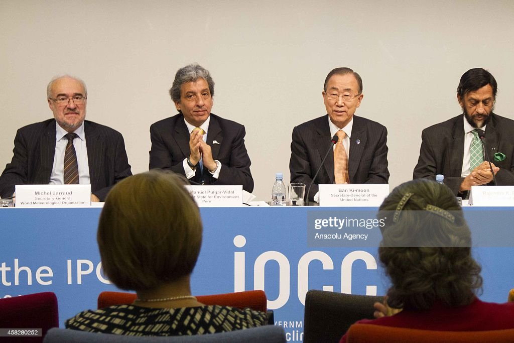Fifth assessment report of Intergovernmental Panel on Climate Change : News Photo