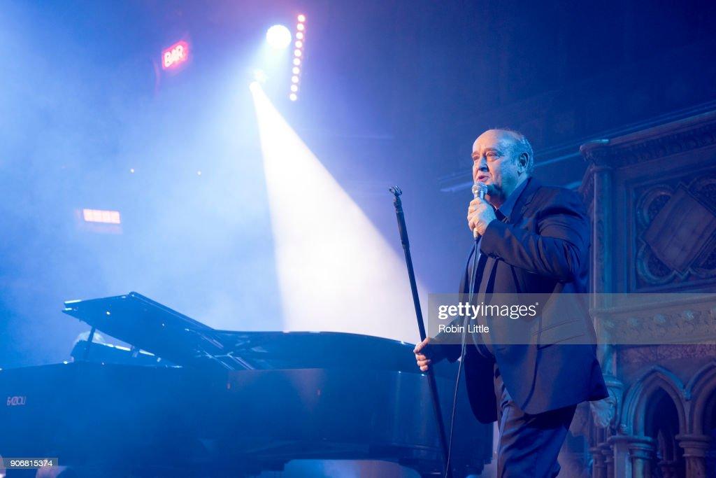 Michel Jonasz And Jean-Yves d'Angelo Perform At The Union Chapel : News Photo