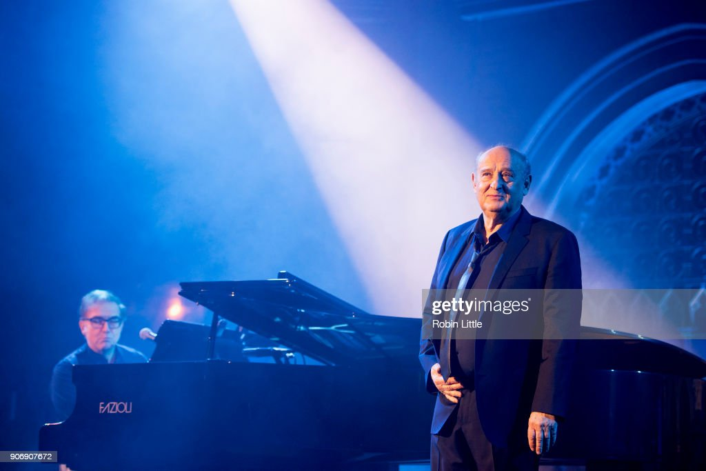 Michel Jonasz And Jean-Yves d'Angelo Perform At The Union Chapel : ニュース写真
