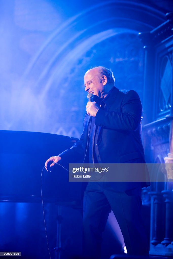 Michel Jonasz And Jean-Yves d'Angelo Perform At The Union Chapel : News Photo