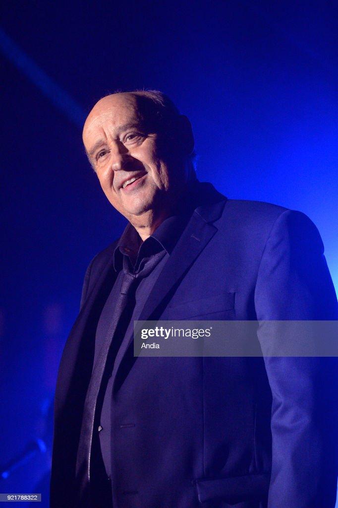 Michel Jonasz at the 'Printemps des Nuits du Sud 2017' festival. : News Photo