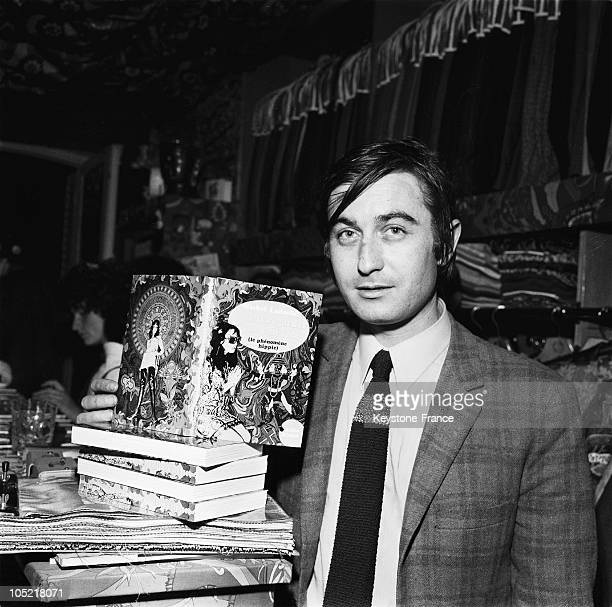 Michel Lancelot Presents His Book Je Veux Regarder Dieu En Face In 1968