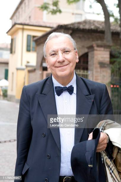 Michel Maffesoli French professor teacher Sorbonne University VicePresident International Institute Of Sociology Milan Italy 21st September 2008