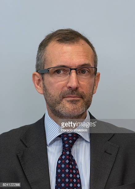 Michel Magnier Director of Culture and Creativity for Education and Culture at the DirectoryGeneral of European Commission talks to journalists at a...