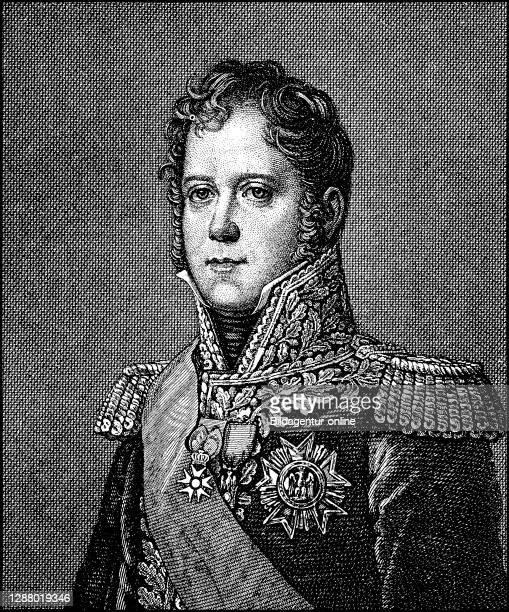 Michel Ney, Duke of Elchingen, Prince of the Moskva River, January 10, 1769 - December 7 was Maréchal d'Empire / Michel Ney, Herzog von Elchingen,...