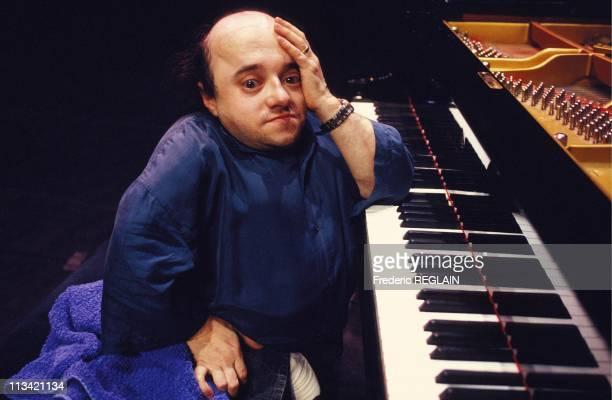 Michel Petrucciani In Concert On February 9th, 1993.