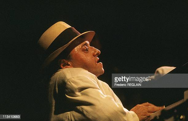Michel Petrucciani On Stage On July 06th, 1994