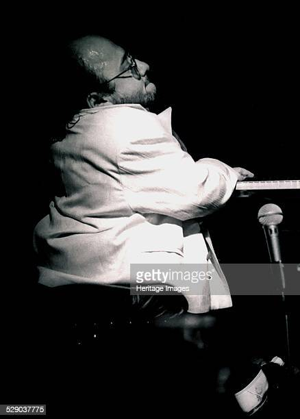 Michel Petrucciani, Ronnie Scott's, London, 1990. Image by Brian O'Connor.