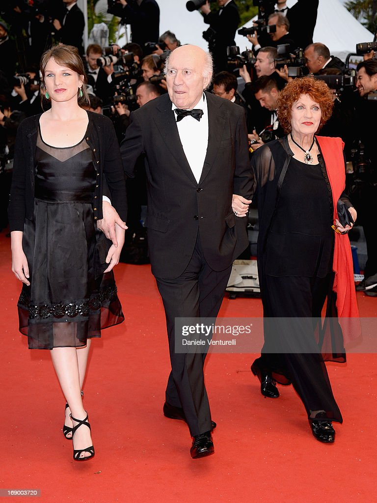 Andréa Ferréol michel piccoli and andrea ferreol attend the premiere of