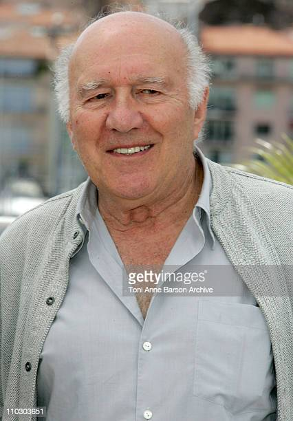 Michel Piccoli during 2007 Cannes Film Festival Jury Photocall at Palais des Festival in Cannes France