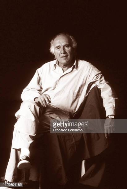 Michel Piccoli French actor Paris France September 1991