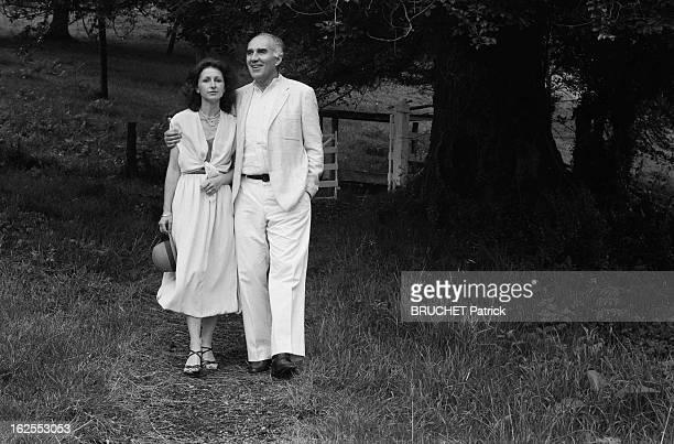 Michel Piccoli Marries Ludivine Clerc CLERC Ludivine