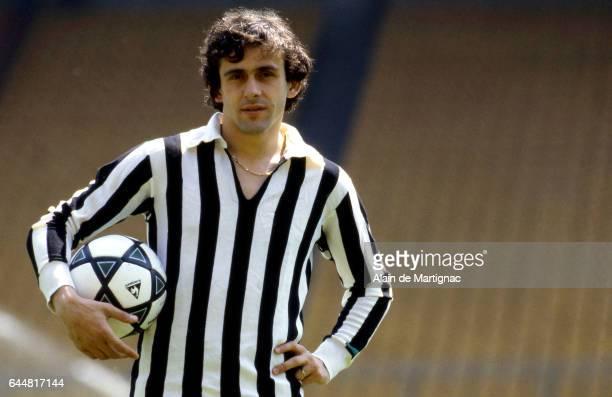 Michel PLATINI Magazine Juventus Turin Photo Alain Martignac / Icon Sport