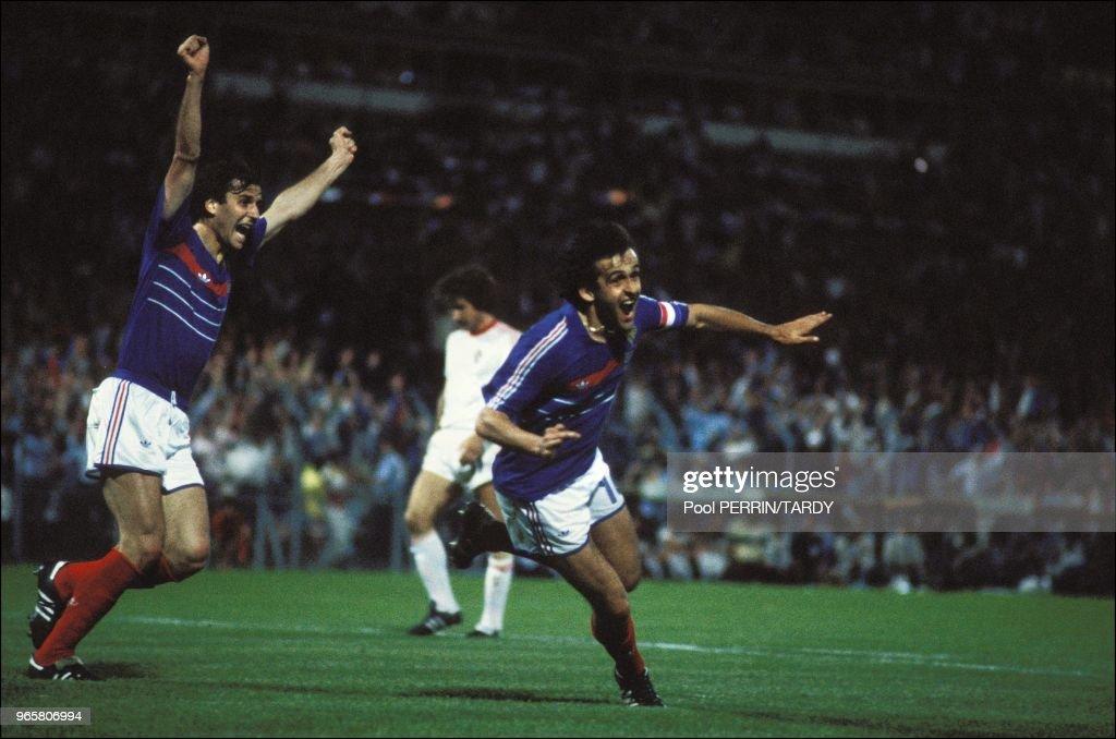FOOTBALL/ COUPE D'EUROPE : FRA-POR : Photo d'actualité