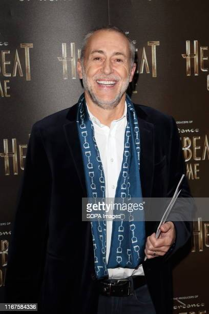 Michel Roux Jr at the Heartbeat of Home Press Night at the Piccadilly Theatre in London