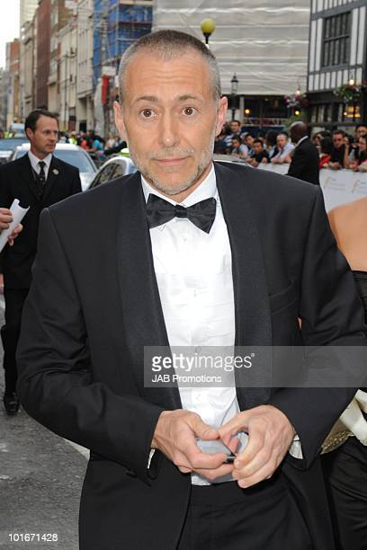 Michel Roux Jr attends the Philips British Academy Television awards at London Palladium on June 6 2010 in London England