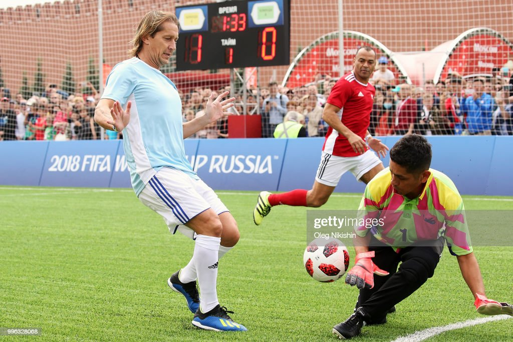 Legends Football Match - 2018 FIFA World Cup Russia