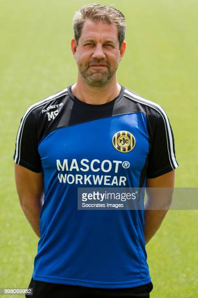 Michel Somers during the Photocall Roda JC at the Parkstad Limburg Stadium on July 12 2018 in Kerkrade Netherlands