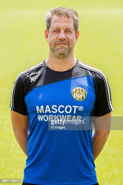 Michel Somers during the team presentation of Roda jc on July 12 2018 at the Parkstad Limburg stadium in Kerkrade The Netherlands