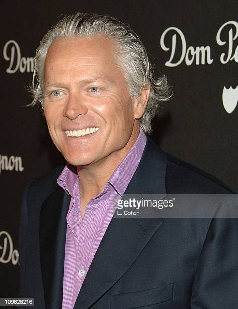 Michel Stern during Dom Perignon, Karl Lagerfeld and Eva Herzigova Host an International Launch Event to Unveil the New Image of Dom Perignon Rose...