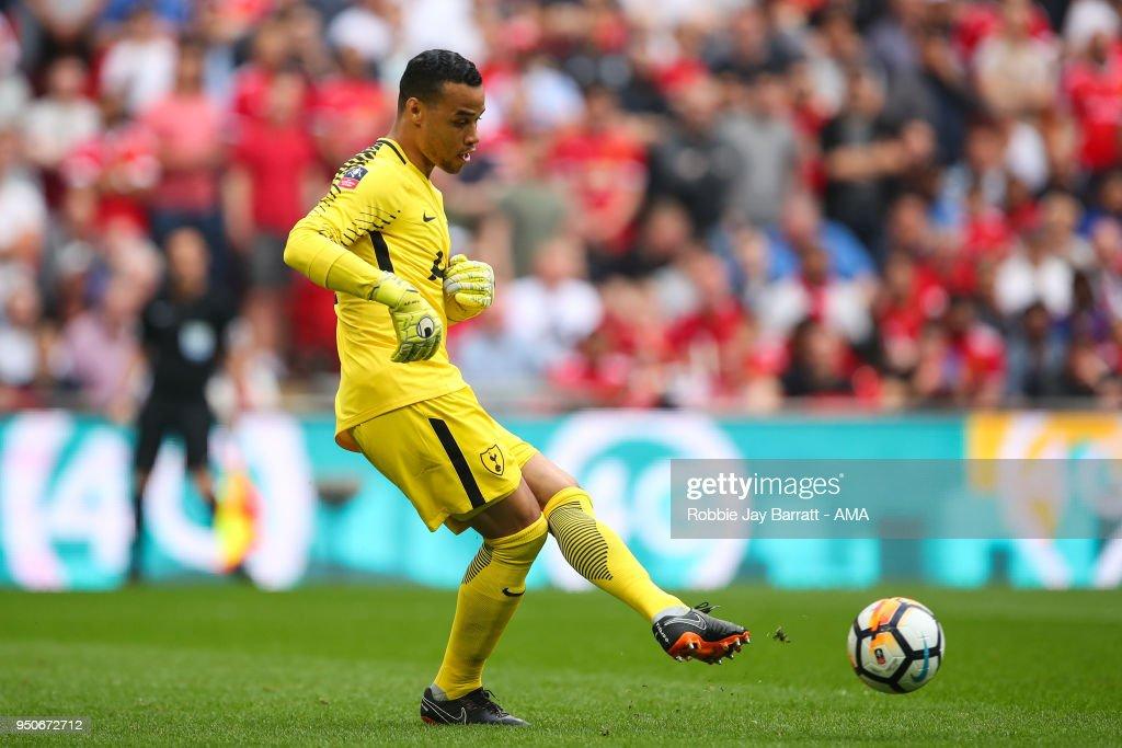 Manchester United v Tottenham Hotspur - The Emirates FA Cup Semi Final : ニュース写真