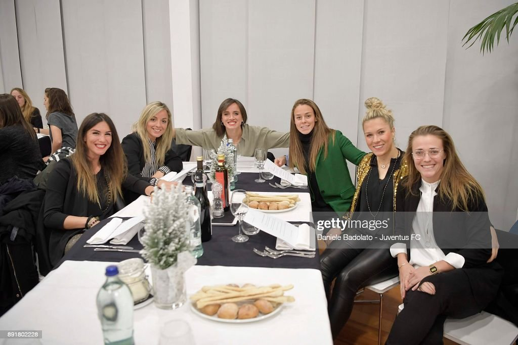 Juventus Women Christams Dinner