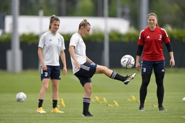 ITA: Juventus Women Training Session