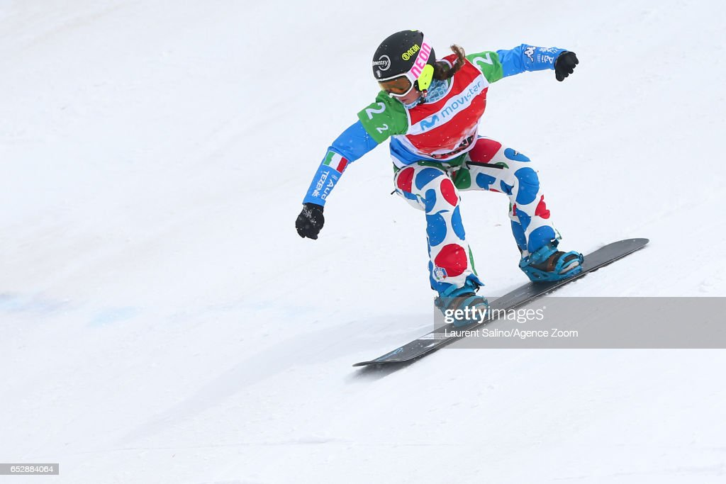 FIS World Snowboard Championships - Men's and Women's Snowboardcross Team Event