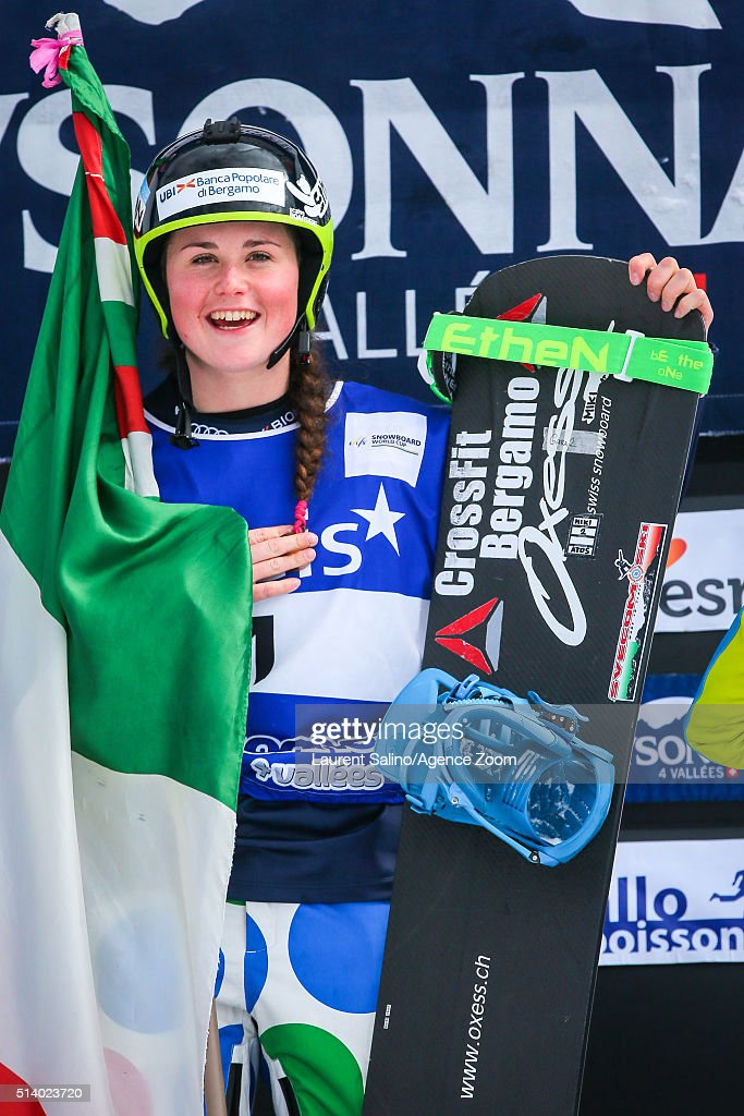 FIS Snowboard World Cup - Men's and Women's Snowboardcross