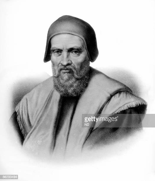 Michelangelo Buonarroti Italian painter sculptor and architect ND115542BIS