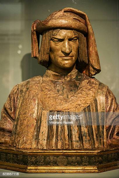 michelangelo exhibition in rome - high renaissance stock pictures, royalty-free photos & images