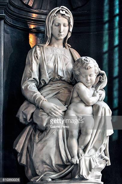 Michelangelo's Madonna and Child, Bruges