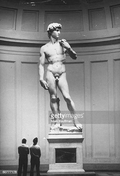Michelangelo's sculpture of David