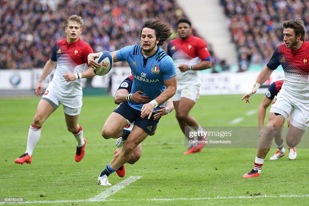 France v Italy - RBS Six Nations : News Photo