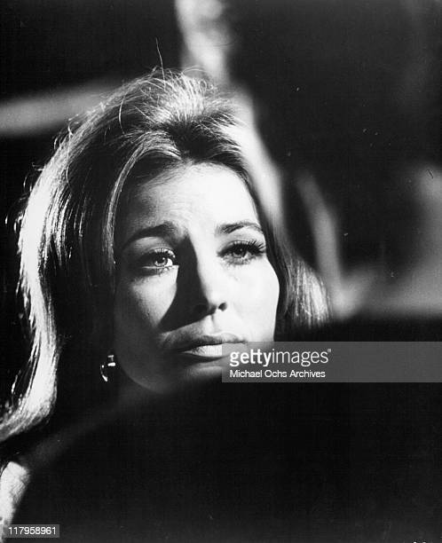 Michele Carey in a scene from the film 'Changes' 1969