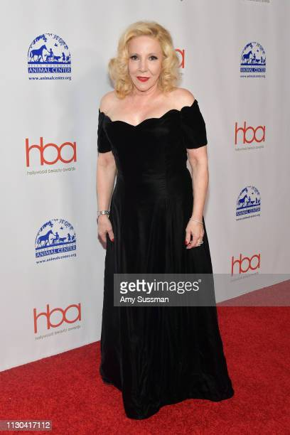 Michele Elyzabeth attends the Hollywood Beauty Awards at Avalon Hollywood on February 17 2019 in Los Angeles California