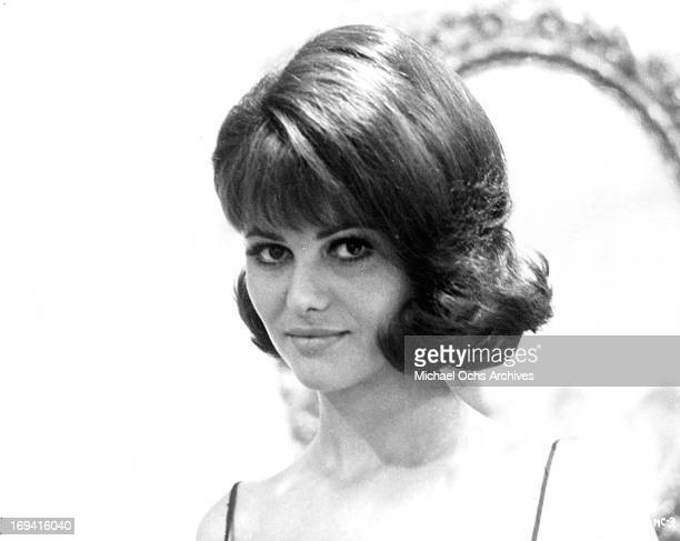 Michele Girardon in a scene from the film 'The Magnificent Cuckold' 1964