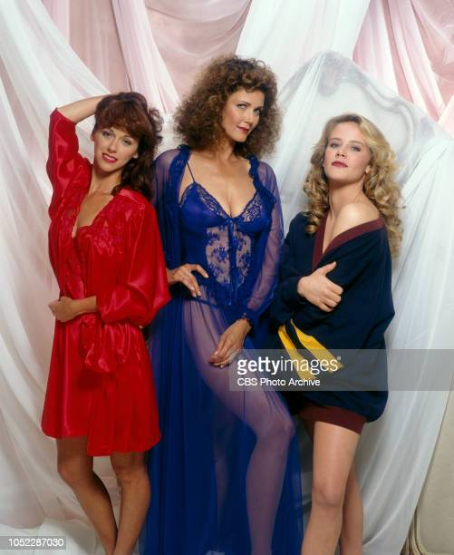 Michele Greene Lynda Carter and Amanda Peterson star in 'Posing Inspired by Three Real Stories' a made for TV movie Originally broadcast November 5...