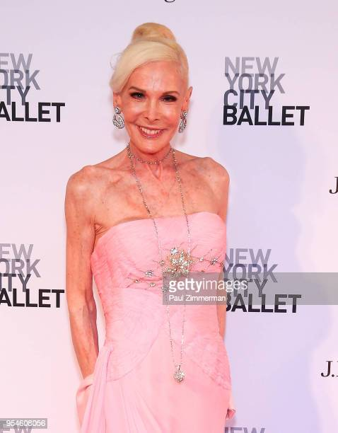 Michele Herbert attends the 2018 New York City Ballet Spring Gala at David H Koch Theater Lincoln Center on May 3 2018 in New York City