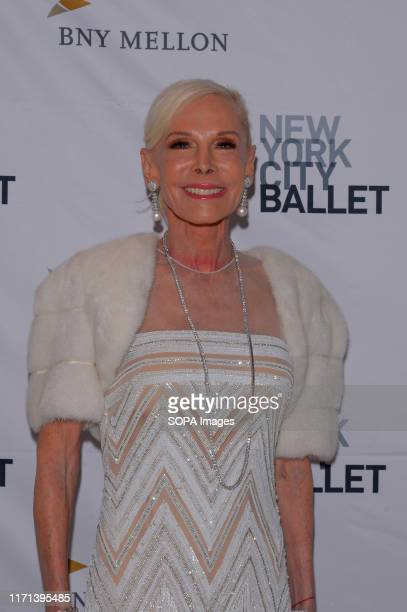 Michele Herbert attends the 8th Annual New York City Ballet Fall Fashion Gala at David H. Koch Theater, Lincoln Center.